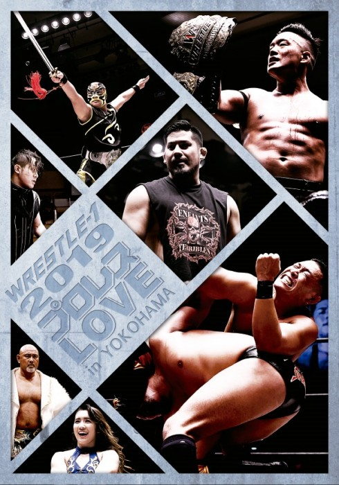 WRESTLE-1 SPECIAL GUIDEBOOK 『2019プロレスLOVE in YOKOH